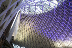 Kings Cross Station Royalty Free Stock Photos