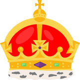 Kings Crown Stock Photo
