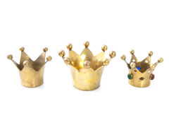 Kings crowns Stock Photography