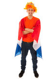 Kings day in Holland Stock Photography