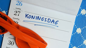 Kings day Stock Images