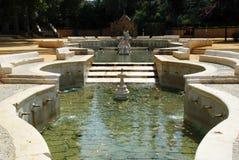 Kings fountain, Priego de Cordoba. Stock Images