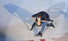 Kings on Ice Show Bucharest 2012 Royalty Free Stock Images