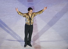 Kings on Ice Show Bucharest 2012 Royalty Free Stock Photos