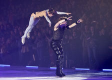Kings on Ice Show Bucharest 2012 Stock Photography