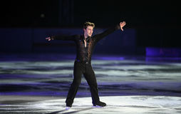 Kings on Ice Stock Photos