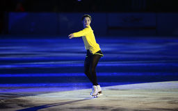 Kings on Ice Stock Images