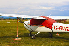 Kings Land Airfield Royalty Free Stock Images