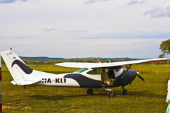 Kings Land Airfield Stock Images