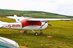 Kings Land Airfield Stock Photo
