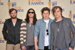 Kings Of Leon Royalty Free Stock Photography