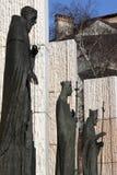 Kings Monument - Krakow - Poland Stock Photography