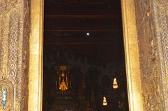 KINGS PALACE BUILDING IN BANGKOK THAILAND Stock Images