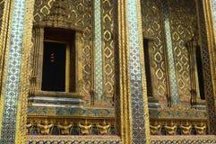 KINGS PALACE EXTERIOR IN BANGKOK THAILAND Stock Photography