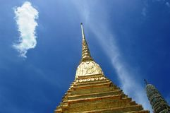 Kings Palace. Bangkok. Most visited place in Bangkok Stock Photography