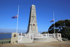Kings Park War Memorial Royalty Free Stock Photography