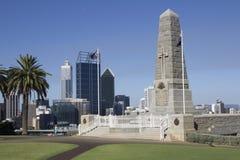 Kings Park War Memorial Monument Kings Park Perth Australia nice Royalty Free Stock Photos