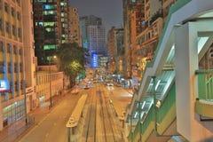The Kings road, hong kong Royalty Free Stock Photography