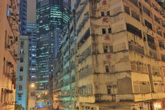 The Kings road, hong kong Royalty Free Stock Photos