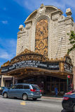 Kings Theatre in Brooklyn, New York City. Kings Theatre in New York City. This movie palace was opened in 1929, closed in 1977 and reopened to the public on Royalty Free Stock Photo