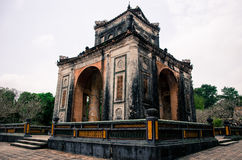 Kings Tomb in Vietnam Royalty Free Stock Photography