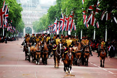 Free Kings Troop Royal Horse Artillery Stock Image - 74024581