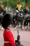 The Kings Troop Royal Horse Artillery Royalty Free Stock Photography