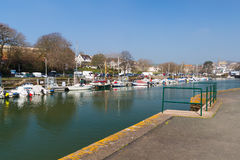 Kingsbridge Devon England Fotografia Stock