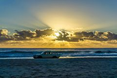 Kingscliff, Australien Lizenzfreies Stockfoto