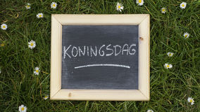 Kingsday Royalty Free Stock Image