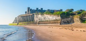 Kingsgate-Bucht in Margate, Ost-Kent, Großbritannien lizenzfreie stockbilder