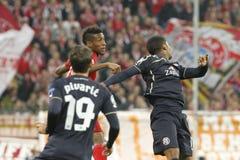 Kingsley Coman    Bayern Munich Stock Images