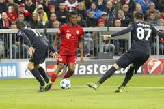 Kingsley Coman    Bayern Munich Royalty Free Stock Image