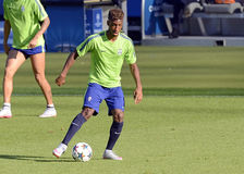 Kingsley Coman Stock Images