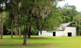 Kingsley Plantation em Jacksonville, Florida imagens de stock