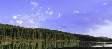 Kingsley Reservoir Oregon Stock Image