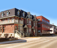 Kingston, banlieues d'Ontario Photographie stock