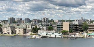 Kingston, Canada d'Ontario image libre de droits