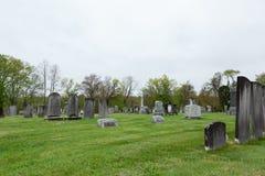 Kingston Cemetery photographie stock