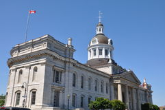 Kingston City Hall in Ontario royalty free stock image