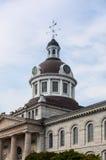 Kingston Cityhall Tower immagine stock libera da diritti