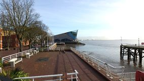 Kingston upon Hull. City of culture 2017 stock photos