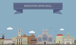 Kingston upon Hull, England Royalty Free Stock Photos