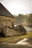 Kingston, isla de Norfolk Fotografía de archivo libre de regalías