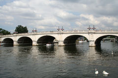 Kingston mostu Zdjęcia Stock