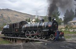 KINGSTON, NIEUW ZEELAND - 21ST februari:  Stock Fotografie