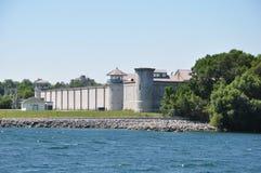 Kingston Penitentiary em Ontário, Canadá Imagem de Stock