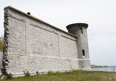 Kingston Penitentiary Ontario lizenzfreie stockfotografie