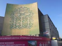 Kingston sopra architettura del guscio fotografie stock libere da diritti