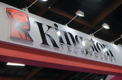 Kingston technologii komputerowa firma Ameryka zdjęcia royalty free